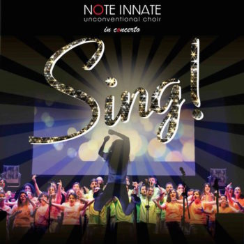 Note Innate logo Sing concerto Padova